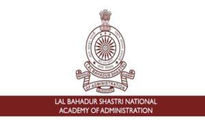 Lok Ranjan IAS to head LBSNAA as Director