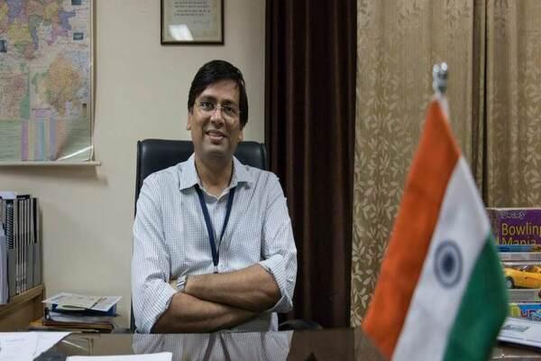 IAS Dr Samit Sharma