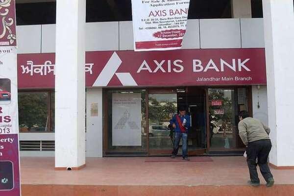 Axis Bank,AWS