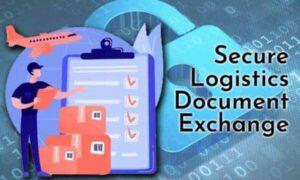 Secured Logistics Document Exchange