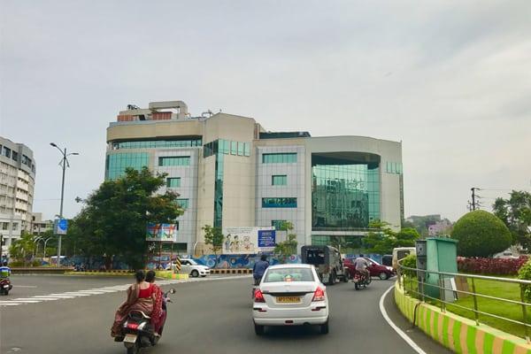 Siripuram Junction Vizag