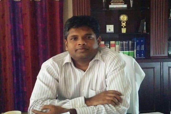 V Arun Roy