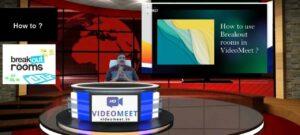 VideoMeet Breakout Room1