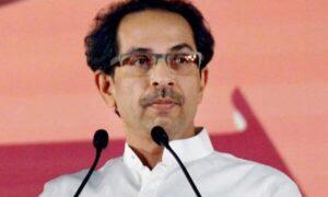 Uddhav Thackeray, Maharashtra