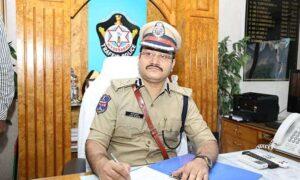 IPS officer Anil Kumar