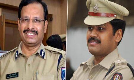 VC Sajjanar, Stephen Raveendra