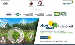 AgriTalks India-Brazil