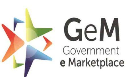 Government eMarketplace (GeM)