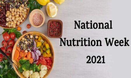 National Nutrition Week 2021