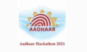Aadhaar Hackathon 2021