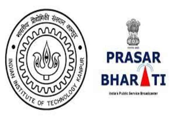 Prasar Bharati, IIT Kanpur