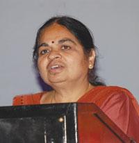 Neeta Shah, Director (e-Governance), Gujarat Informatics Centre, Government of Gujarat
