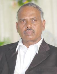 P Manickavelu, General Manager