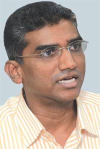 Dr R S Praveen Kumar, DIG & Jt Director, Andhra Pradesh Police Academy, Hyderabad