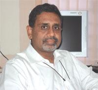 Dr Rajeev Sharma, Director General, Centre for Good Governance, Andhra Pradesh
