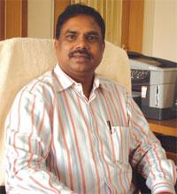 T Krishna Prasad Inspector-General of Police (Police Computer Services), Andhra Pradesh Police